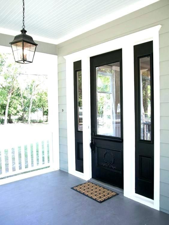 White Entry Door With Sidelights Black And Side Lights Cool Front Entry Door With Sidelights Painted Front Doors Porch Remodel