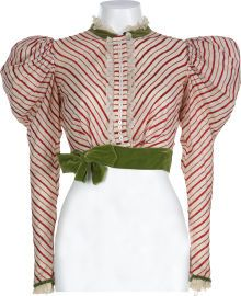 Judy Garland's Costume Blouse from The Harvey Girls