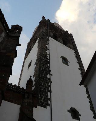 Kathedrale Sé, Funchal - http://barbaras-reisen.blogspot.de/