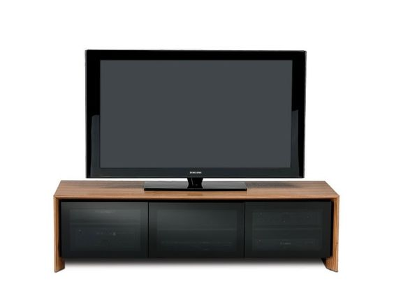 """BDI Casata 8627 Walnut Low Profile Contemporary Home Theatre TV Furniture is a stylish piece, designed to suit up to 73"""" LED, LCD & Plasma TVs.  #Furniture #PriceCrashFurniture #TVFurniture #TV #Television #Room #LivingRoom #TVUnit #BDI #Theater http://pricecrashfurniture.co.uk/bdi-casata-8627-walnut-low-profile-contemporary-home-theatre-tv-furniture.html"""