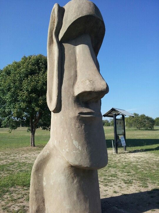Easter Island in Kerrville Texas, Stonehenge II. | Things to do in ...