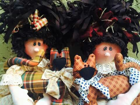Bonecas que encantam