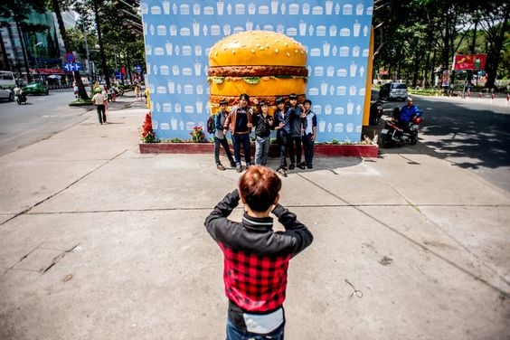 McDonald's Opens in Vietnam, Bringing Big Mac to Fans of Banh Mi - NYTimes.com