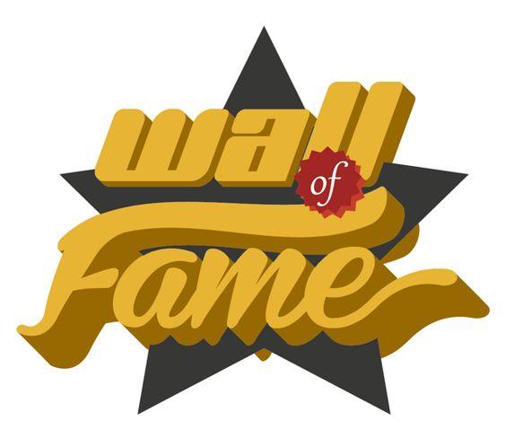 wall of fame - Google zoeken