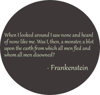 Quotes From Frankenstein Classy Frankenstein Quote  Books  Pinterest  Frankenstein Quotes And