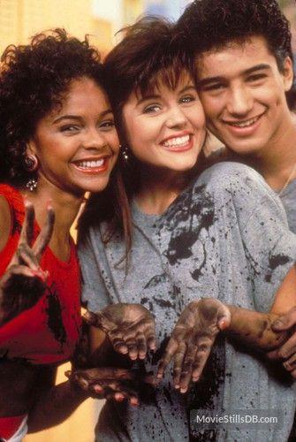 Slater, Kelly and Lisa