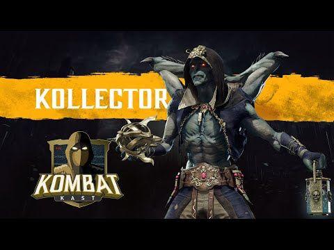 Tv Pc Kast.Mortal Kombat 11 Kharacter Guide Erron Black The Digital