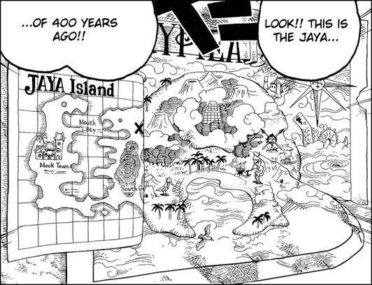Image Result For One Piece Skypiea Map
