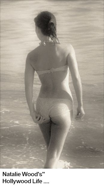 "Natalie Wood"" Malibu, California ...."