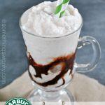Starbucks Vanilla Bean Frappuccino {dairy free}