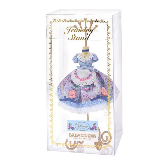 Porte bijoux baby the stars shine Bright Alice in wonderland  【公式】ディズニーストア|アクセサリースタンド Curious garden ドレス ふしぎの国のアリス: |ディズニーグッズ・ギフトの公式通販サイトDisneystore