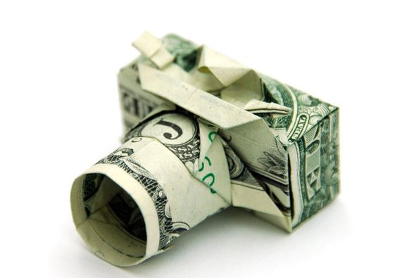 Folded money gifts!: