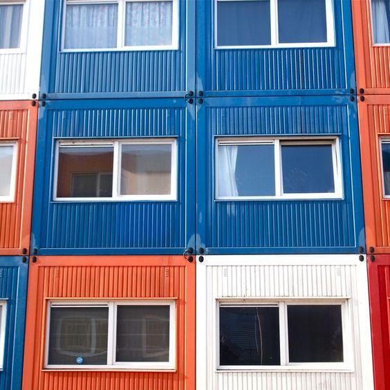 Cargo Container Condos