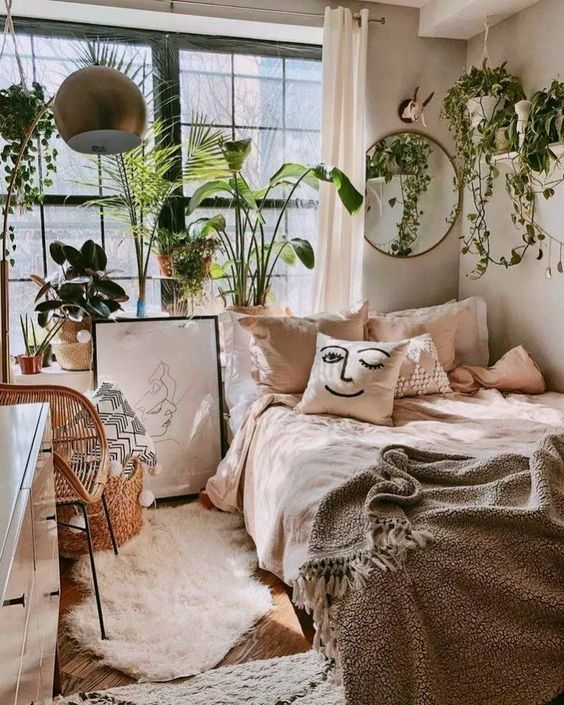 How To Have The Perfect Bohemian Bedroom - Society19