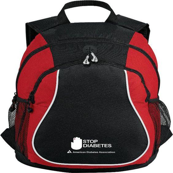 $17.95 : Stop Diabetes Backpack shopdiabetes.org