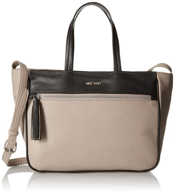 Nine West Zipping Through Satchel
