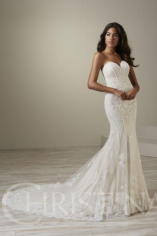 Pin By The Fancy Frock Bridal Forma On Christina Wu Bridal Wedding Dresses Unique Fancy Frocks Gowns