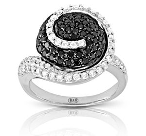Sandra Biachi Color Diamond Jewelry: