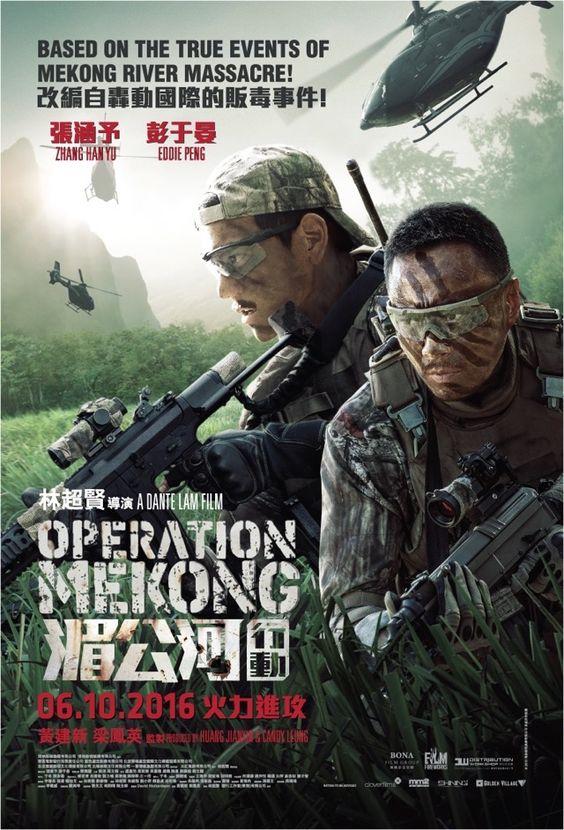 Operation Mekong (湄公河行動) (2016)