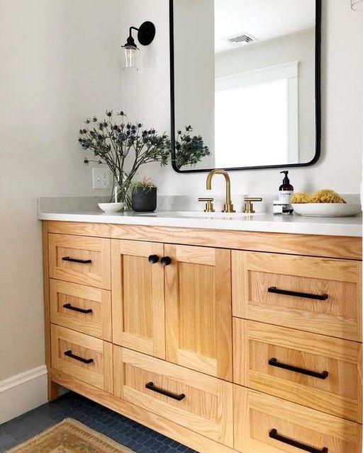 Satellite Sconce 2 25 Bathroom Design Bathroom Decor Oak Bathroom Vanity