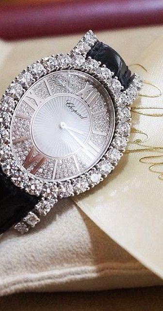Chopard watch. #watches #Chopard: