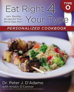 type o diet recipes