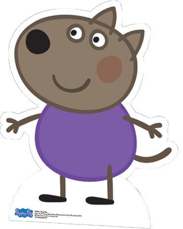 Peppa Pig amigos Danny Perro