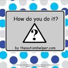 This adapted book is great to work on the 'how' question and sequencing. This book works on the essential skills of making inferences, vocabulary, ...