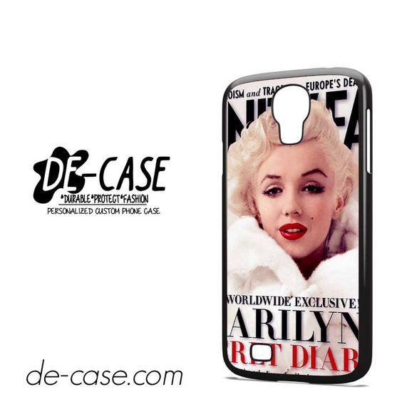 Merlyn In Magazine DEAL-7036 Samsung Phonecase Cover For Samsung Galaxy S4 / S4 Mini
