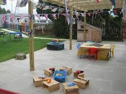 out door in day nursery - Google Search