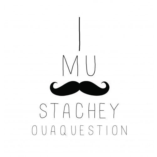 Mustache Printable from A Smith of All Trades