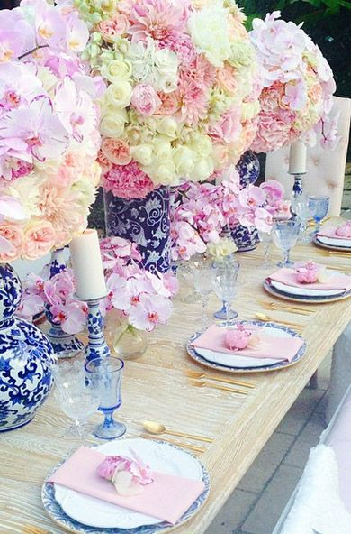 FL-WOW-ERS! Breathtaking Wedding Blooms - Think Outside of the Glass from #InStyle