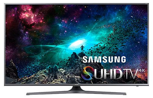 The Samsung UN60JS7000 is a 60″ Smart LED 4K Ultra HD TV with Nano Crystal technology for brilliant color and lifelike images. Read the full Samsung UN60JS7000 review. #samsungun60js7000 #samsungun55js7000 #samsungun50js7000 #samsung #samsunghdtv #hdtv #samsunguhdtv #uhdtv #samsungledhdtv #samsungsuhdtv #suhdtv