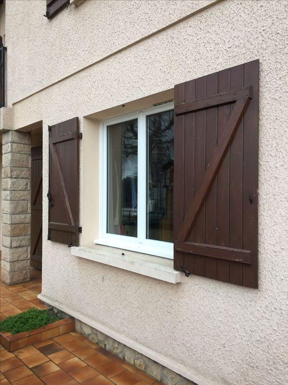 Chantier rénovation maison type Castor Pose réalisée suite à dépose - pose d une porte d entree