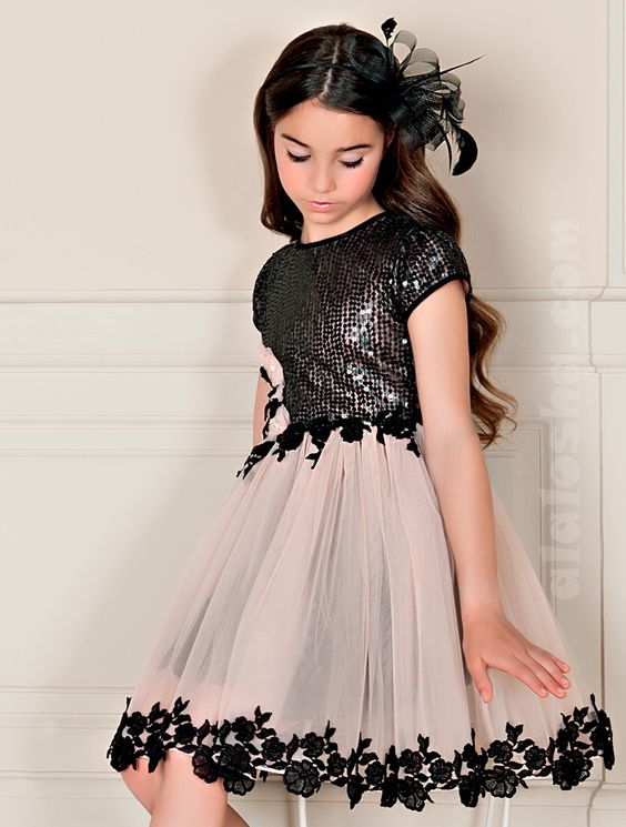 46c7b22af Children's Party Dress Pattern FREE - My Handmade Space