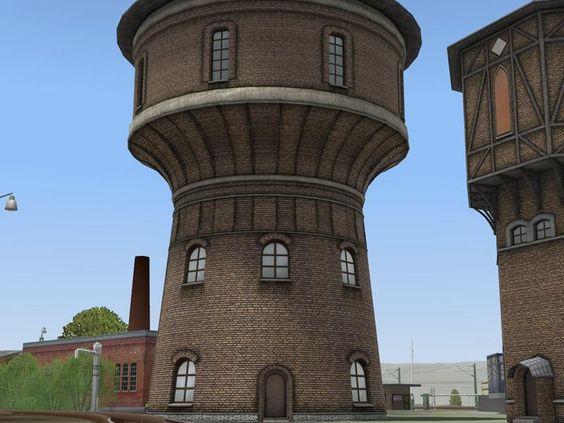 Wassertürme-2. Ab #EEP8 http://bit.ly/Wassertürme-2