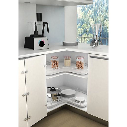 925mm Wickes Co Uk In 2020 Corner Storage Kitchen Storage Solutions Kitchen Corner Units