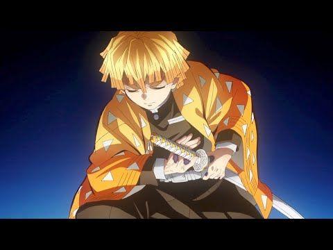 鬼滅の刃 善逸の超かっこいいシーン3選 youtube anime demon anime slayer anime