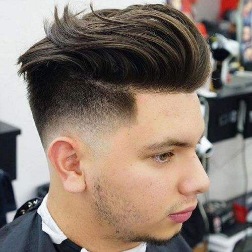 How To Style A Modern Pompadour 2020 Guide Slicked Back Hair