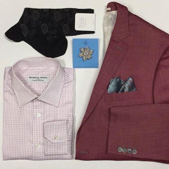 Live Dapper l Nicholas Joseph Custom Tailors l www.customsuitsyo... l Chicago, IL l USA