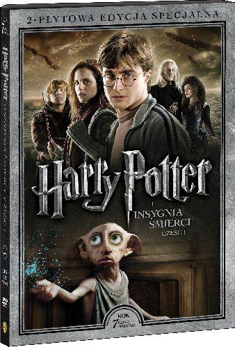 Harry Potter I Insygnia Smierci Czesc 1 2 Plytowa Edycja Specjalna Dvd Filmes 1080p Hd 1080p