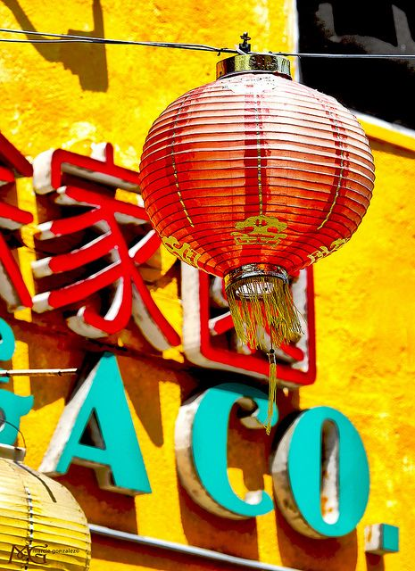 China Town, Los Angeles, CA
