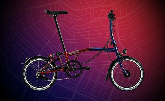 Nine Streets Originally Launched To Celebrate The Opening Of The Brompton Junction Store Located In Amsterdam S 9 Straatjes Ni Bike Accessories Bike Brompton