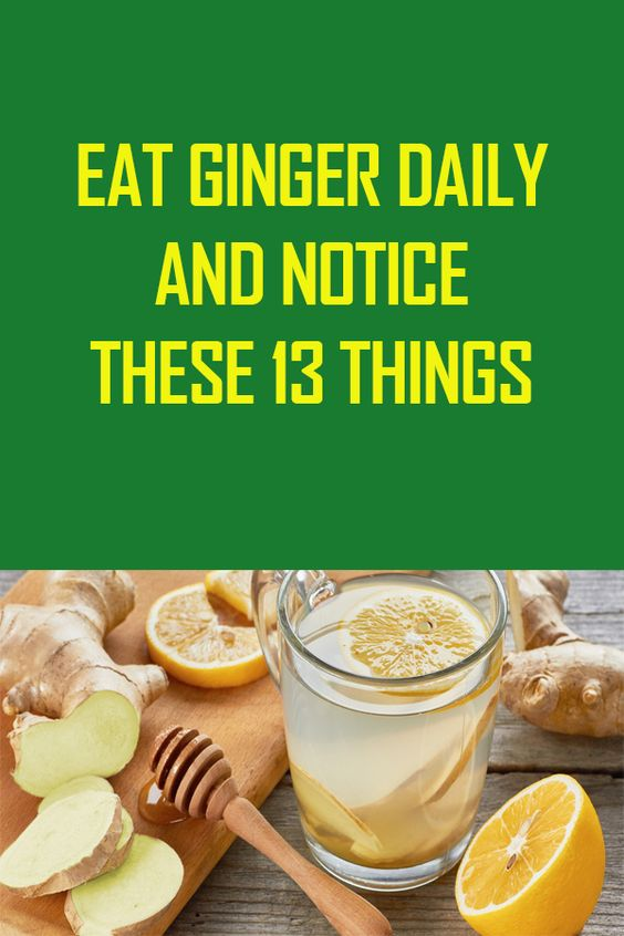 Did you know that the ginger root can offer different benefits? Yes, it does. Thus, if you have not tried it so far, you should...