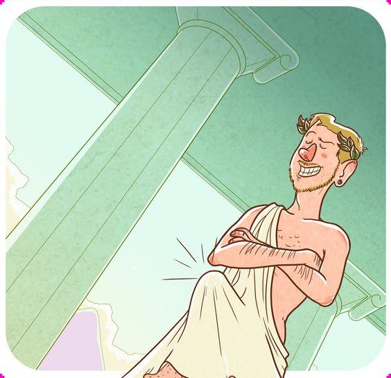 Sexy - Deus do Sexo - Opala Rosa Choque