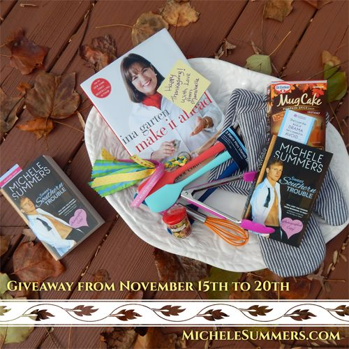 Gobble Gobble It's #Giveaway Time!