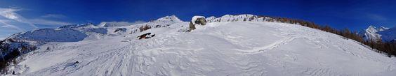 "Skitour ""Mua- Hütte"" oberhalb von Prettau im Ahrntal - Südtirol www.ahrntal.com"