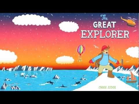 The Great Explorer by Chris Judge - YouTube