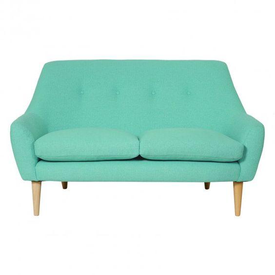 1958 Two Seater Sofa   1958   Oliver Bonas