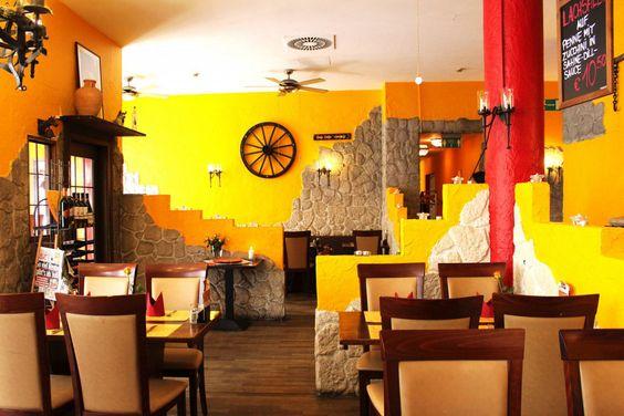 Restaurant La Parrilla in Berlin